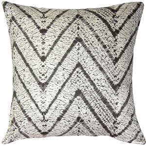 Granite Wave Throw Pillow 18x18
