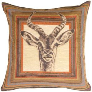 Antelope Decorative Pillow