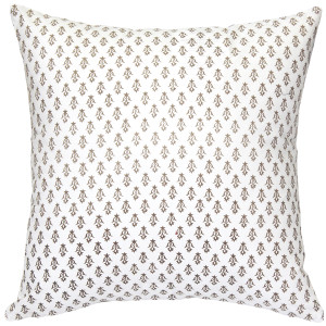 Cumbria Moors Cotton Throw Pillow 16x16