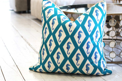 Stay Grounded - Using Floor Pillows in the Home