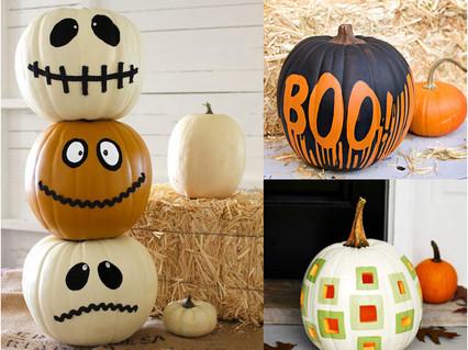 Halloween: Last Minute Decorating Ideas