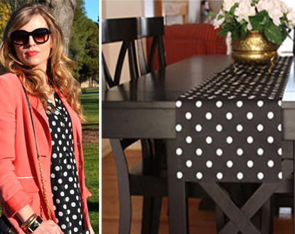 On the Dot: How Polka Dots are Redefining Interior Design Trends
