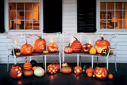 Let it Fall: Decorating Ideas for Autumn