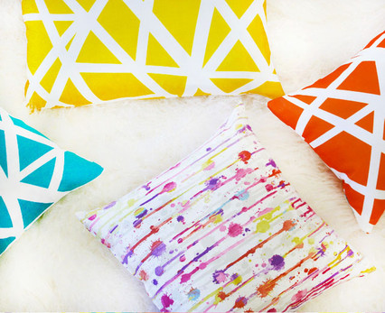 Cute Pillow Designs and Decorative Pillow Covers for Kids
