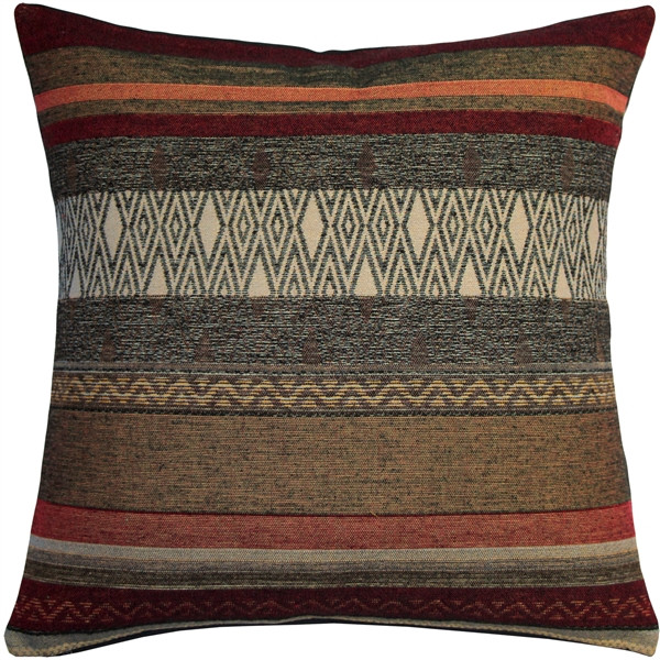 Kilim Road 19x19 Tapestry Throw Pillow