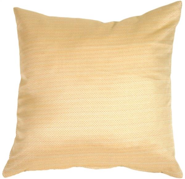 Textures in Rich Cream Accent Pillow 20x20