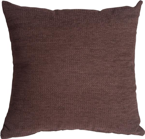 Arizona Chenille 16x16 Purple Throw Pillow