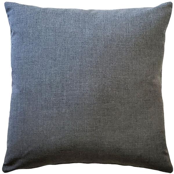 Sunbrella Cast Slate 20x20 Outdoor Pillow