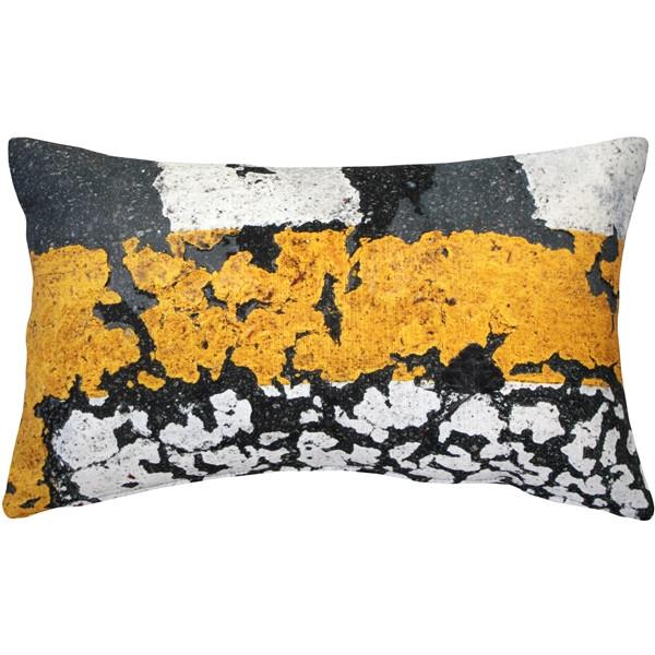 Island Coast Throw Pillow 12x20