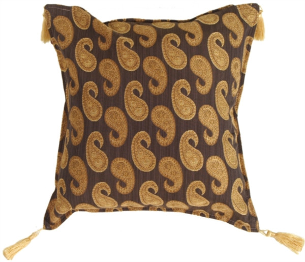 Paisley Decorative Throw Pillow