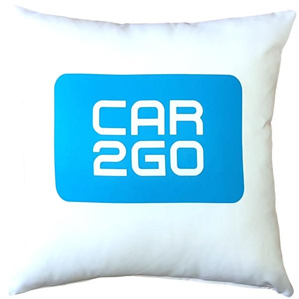 CAR2GO Event Pillow