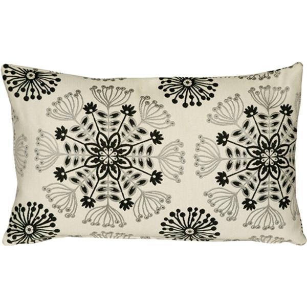 Waverly Kaleidoscope Tuxedo 12x20 Throw Pillow