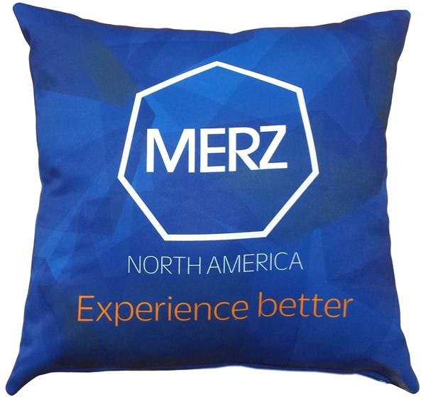 MERZ Event Pillow