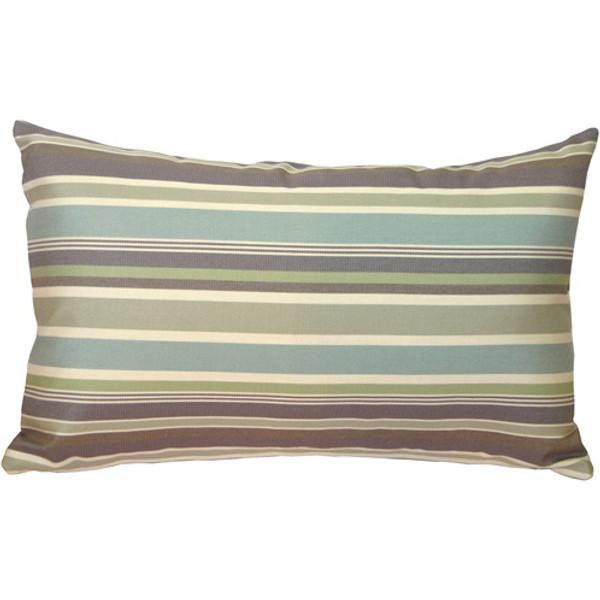 Sunbrella Brannon Whisper 12x19 Outdoor Pillow