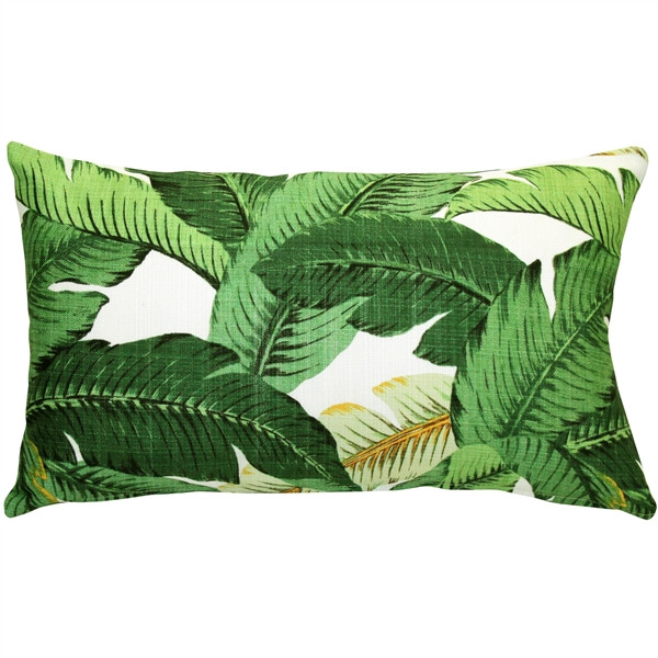 Tommy Bahama Island Hopping Outdoor Throw Pillow 12x19