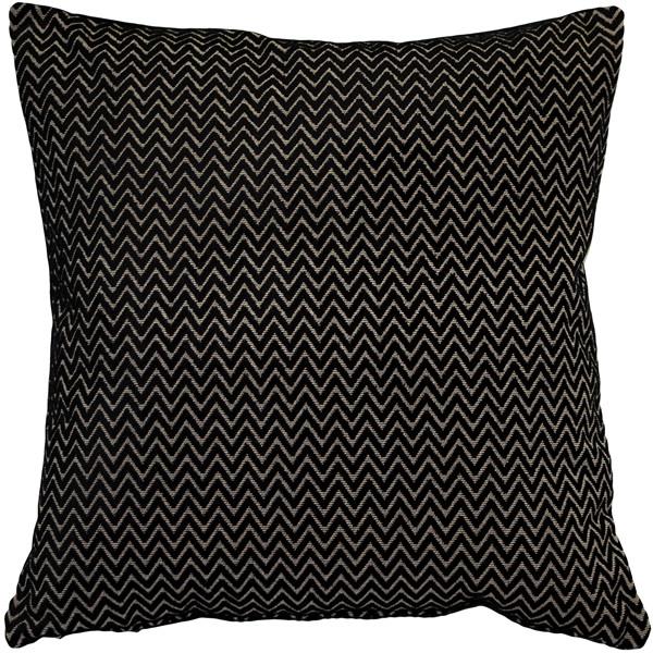 Art Deco Stripes Velvet Throw pillow 20x20