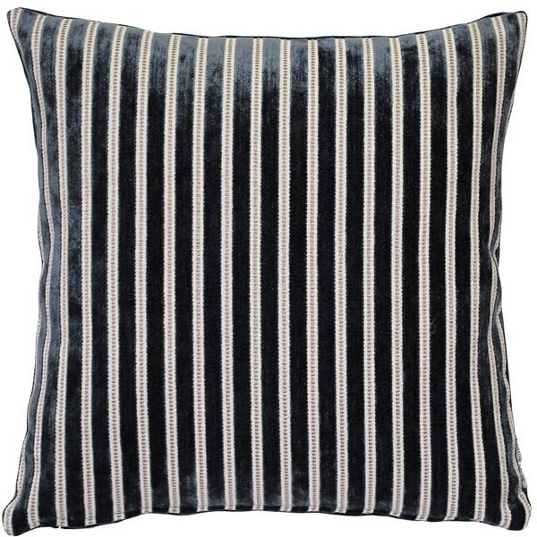 Rockefeller Shore Throw Pillow 17x17