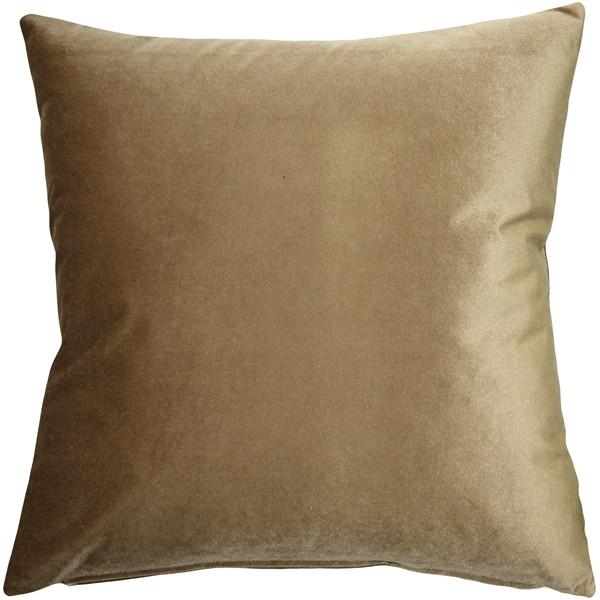 Corona Sable Velvet Pillow 19x19