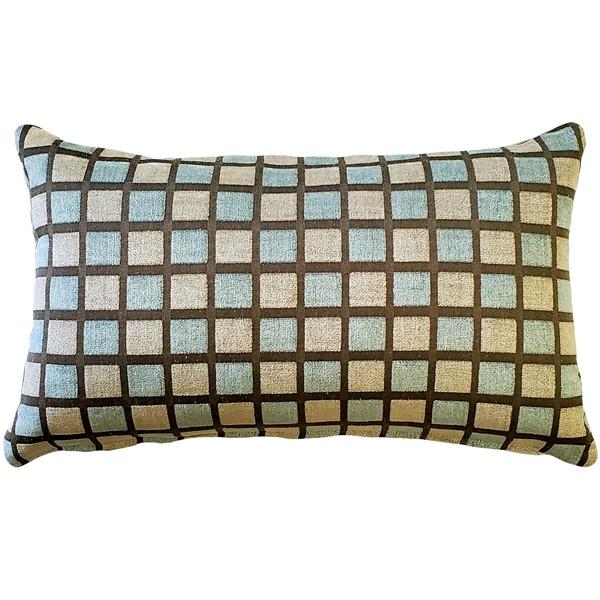 Ice Cube Moonstruck Velvet Throw Pillow 12x20