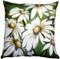 Daisy Patch 20x20 Throw Pillow