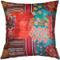 Caspian Shore Throw Pillow 25x25