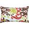 Bora Bora Tropical Throw Pillow 12x20