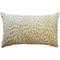 Matisse Dots Golden Yellow Throw Pillow 12x19