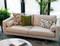 Bonsai Pine Teal Green Throw Pillow 12x19