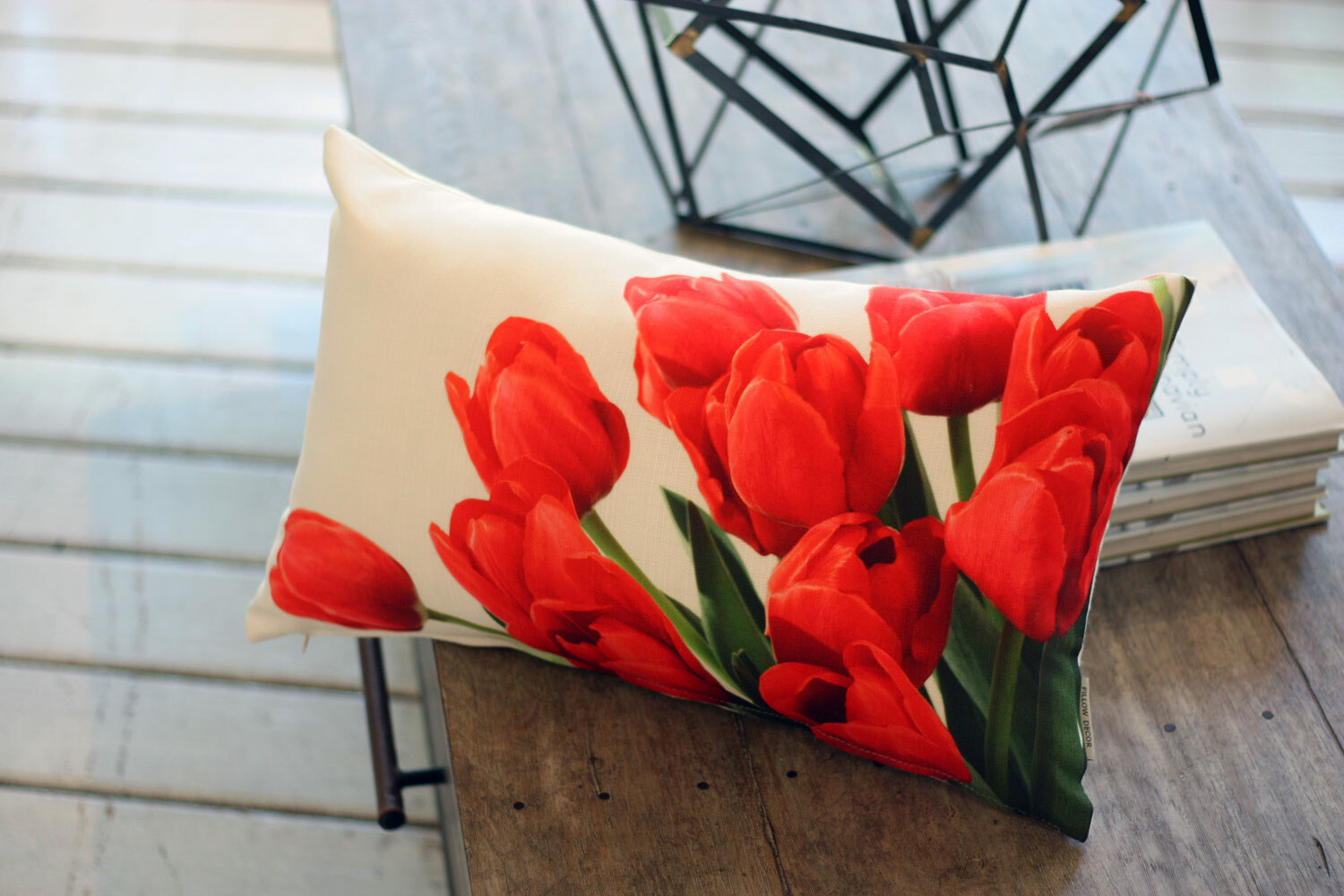 Fresh Trends in Throw Pillows: Incorporating Florals into Your Home