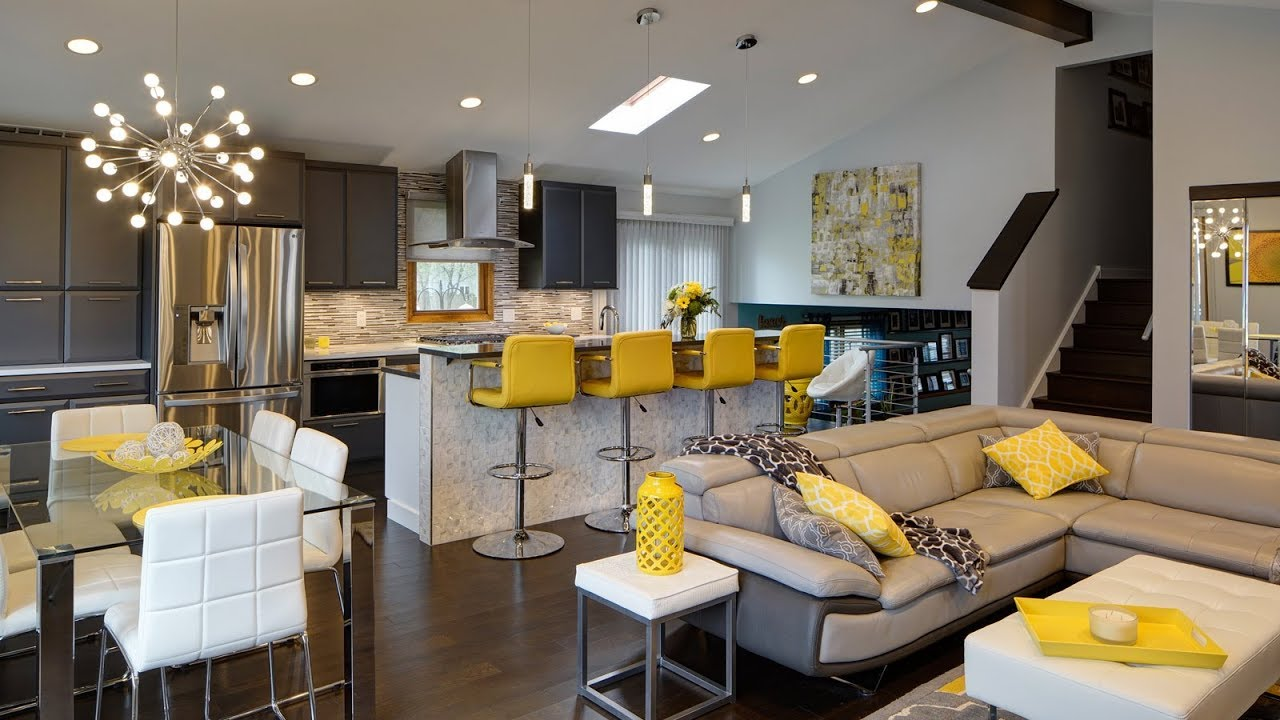 Five Tips for Decorating an Open Floor Plan