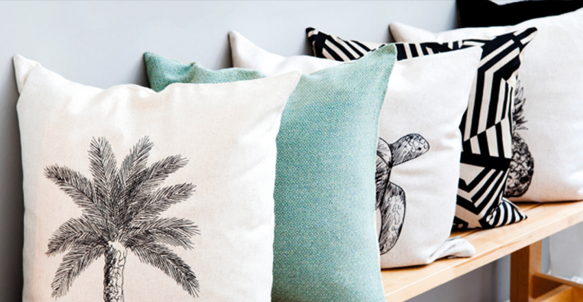 Choosing between feather and polyfill pillow inserts