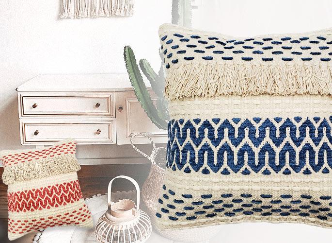 Bohemian Pillows from Pillow Decor