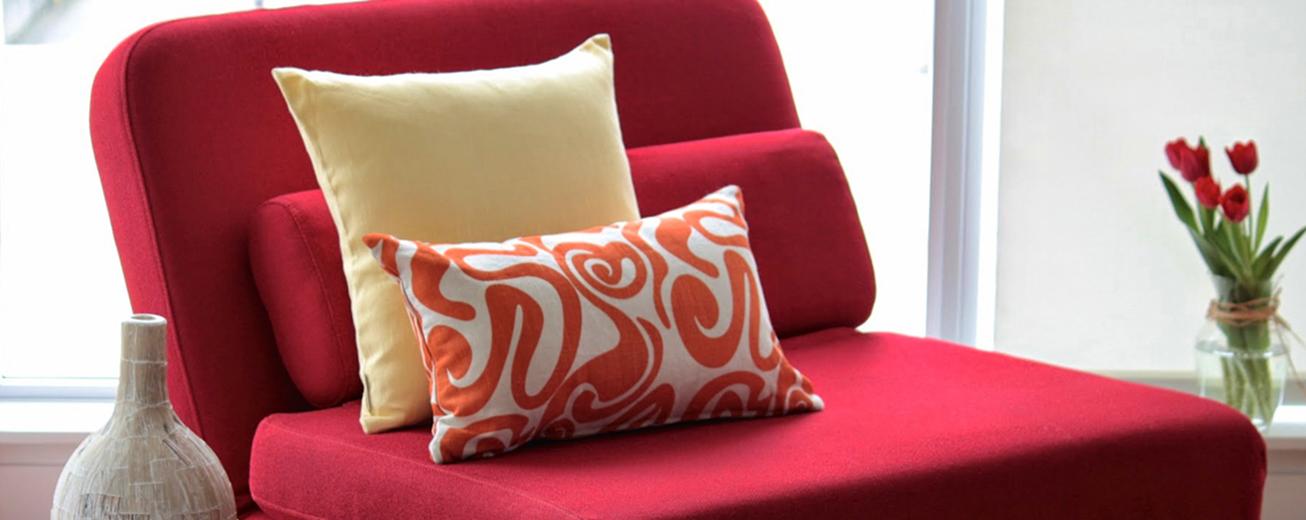 Lively Linen Pillows from Pillow Decor