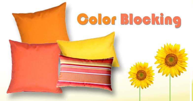 color-blocking