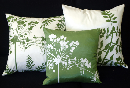 Spring Flowers and Ferns Collection