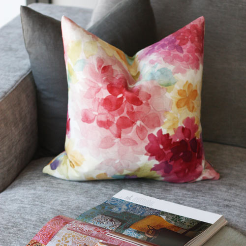 Floral Pillows from Pillow Decor