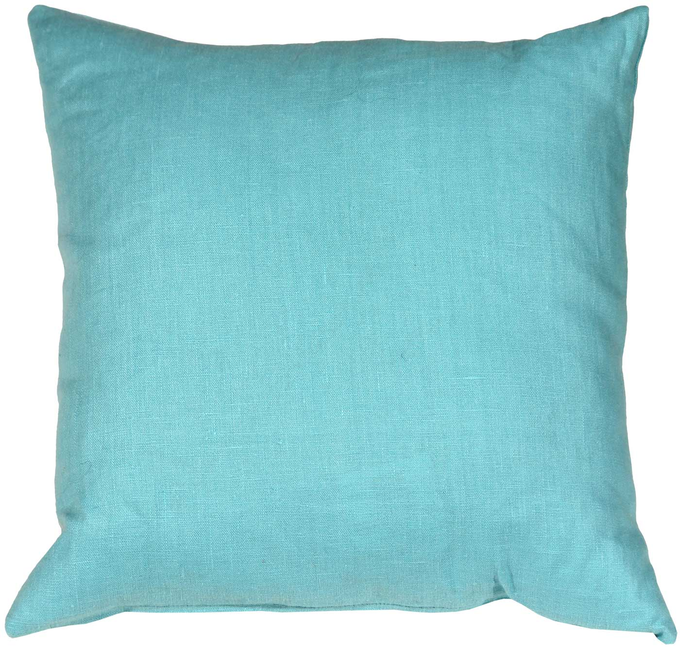 Tuscany Linen Turquoise Pillow