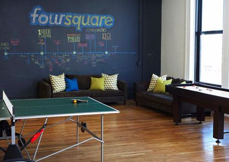 Foursquare Lounge