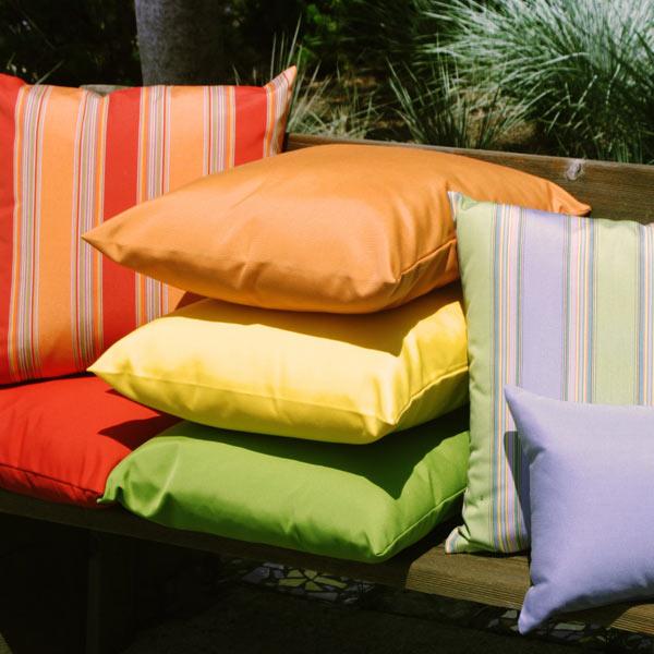 Outdoor Pillows from Pillow Decor