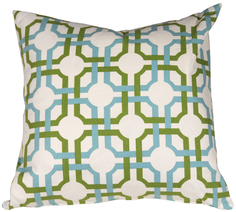 Waverly Groovy Grille Confetti Pillow