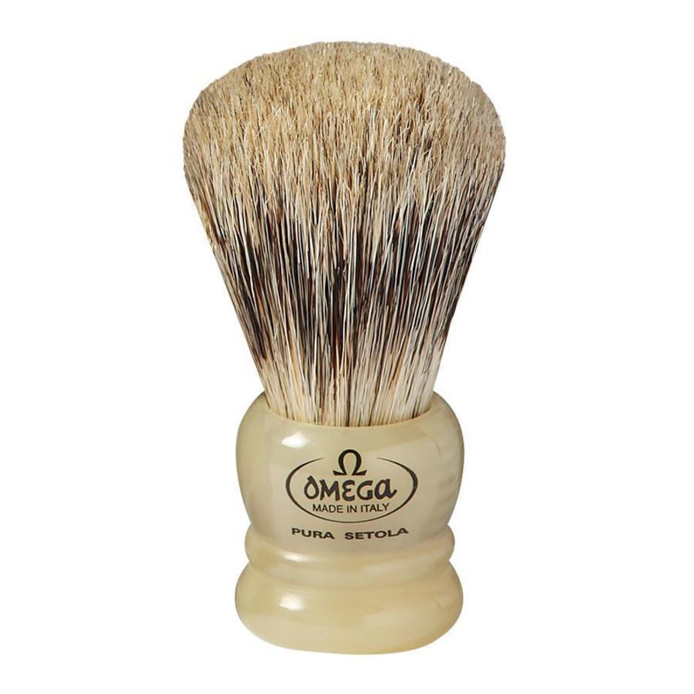 Shaving Brush - Omega Boar & Badger - 8001673110470