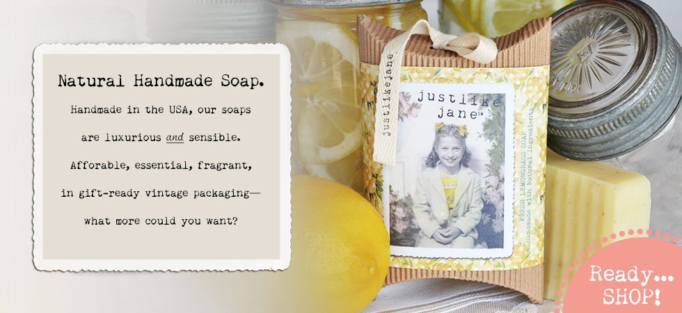 Handmade Cold-Processed Soap