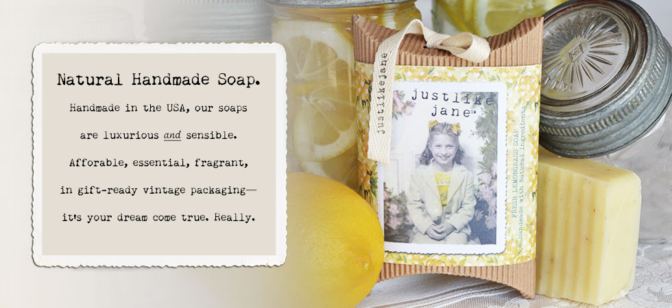 Fresh Cut Lemon soap