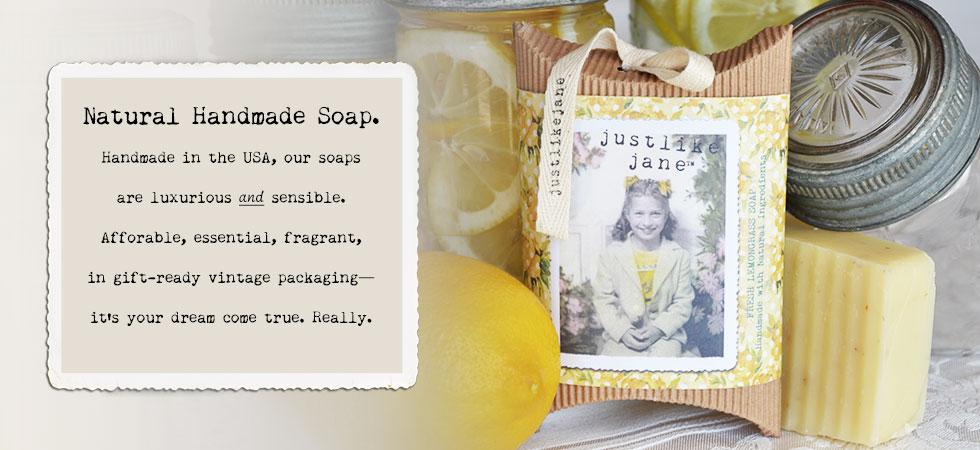 Fresh Cut Lemon soap