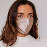 Flexi Mulberry Silk Face Mask