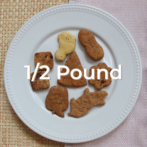 1/2 lb Barkery Biscuits