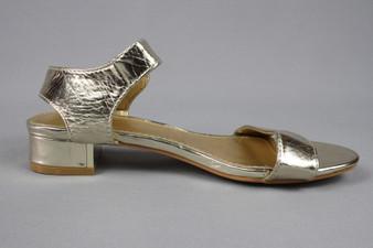 Gold sandals - UK 5