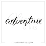 Adventure | Digital Die Cut
