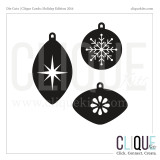 Ornaments  | Digital Cut File