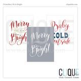 Oh So Bright  | Digital Print